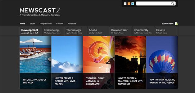 Newscast Mag Theme