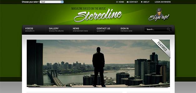 Stereoline