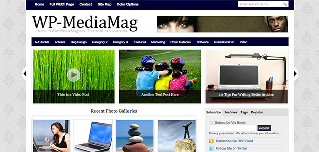 WP Mediamag