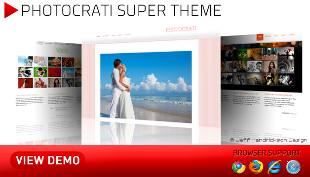 Photocrati Super Theme