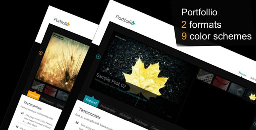 Design and Photography WordPress Theme