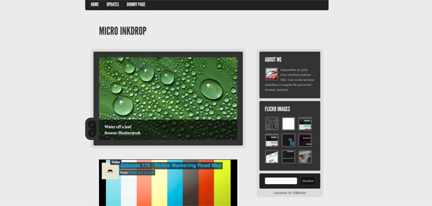 Free HTML5 CSS3 Templates: Free awesome Tumblr Themes