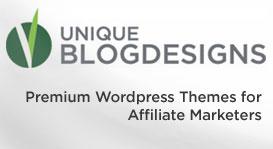 Unique Blog Designs