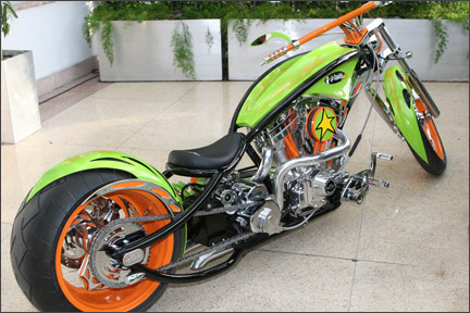 Godaddy Chopper