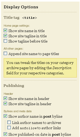Change How Page Titles Display Easily
