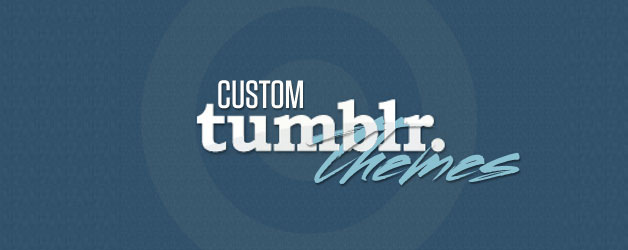 34 Custom Tumblr Themes