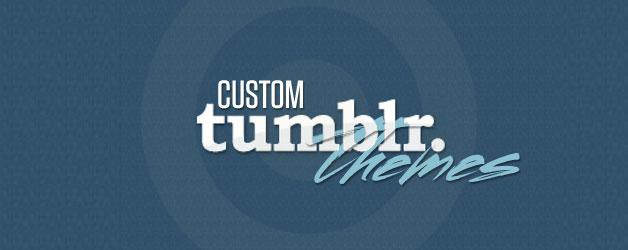 34 Custom Tumblr Themes