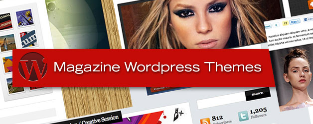 97 WordPress Magazine Themes