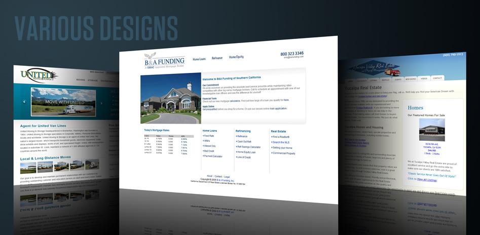 variousdesigns