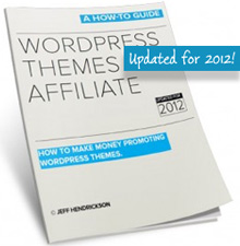 WordPress Theme Affiliate 2012