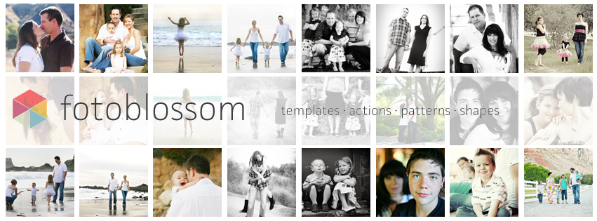 Facebook Timeline Cover Photoshop Actions & Templates
