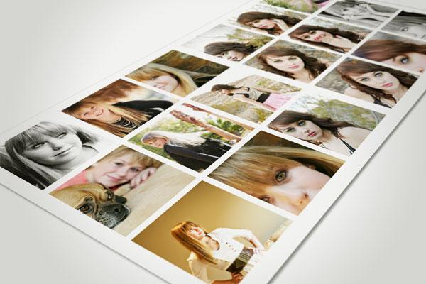 fotoblossom Photo Template Photo Grid