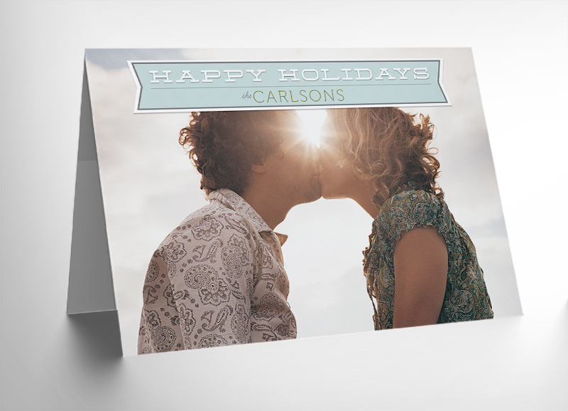10 Free 5×7 Holiday Card Photoshop Templates for Photographers