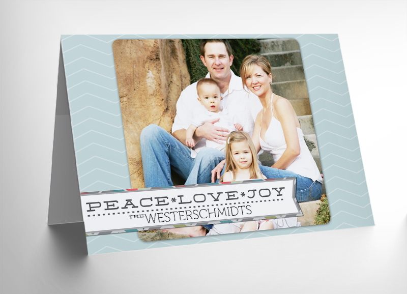 Download 10 Free 5x7 Holiday Photo Card Templates