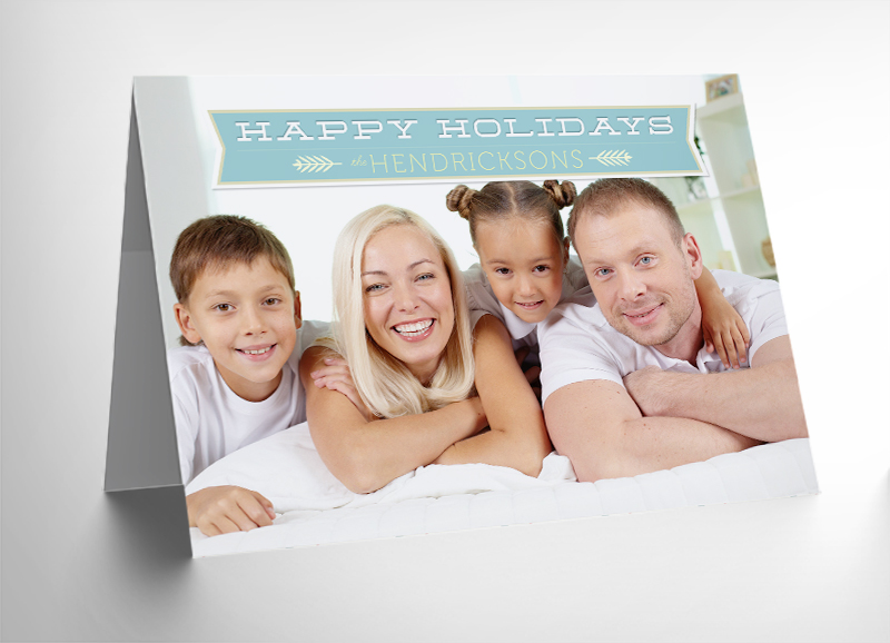Download 10 Free 5x7 Holiday Card Templates Today