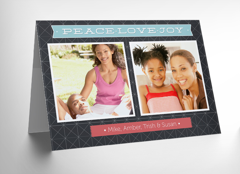 Download 10 Free 5x7 Holiday Card Templates