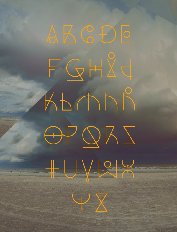 Dos-amazigh-free-font