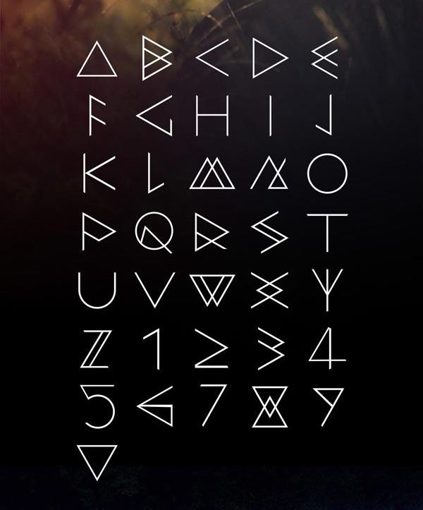 Quarz974-light-free-font