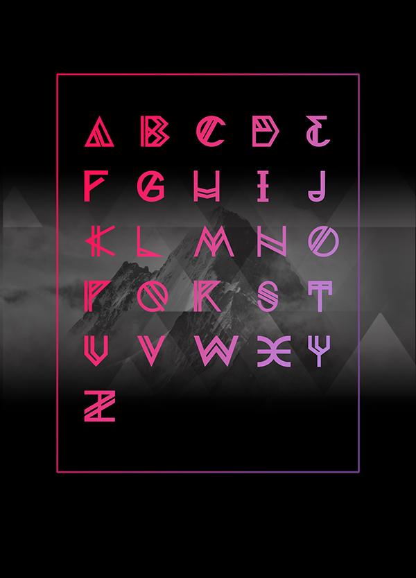 nordic-free-font