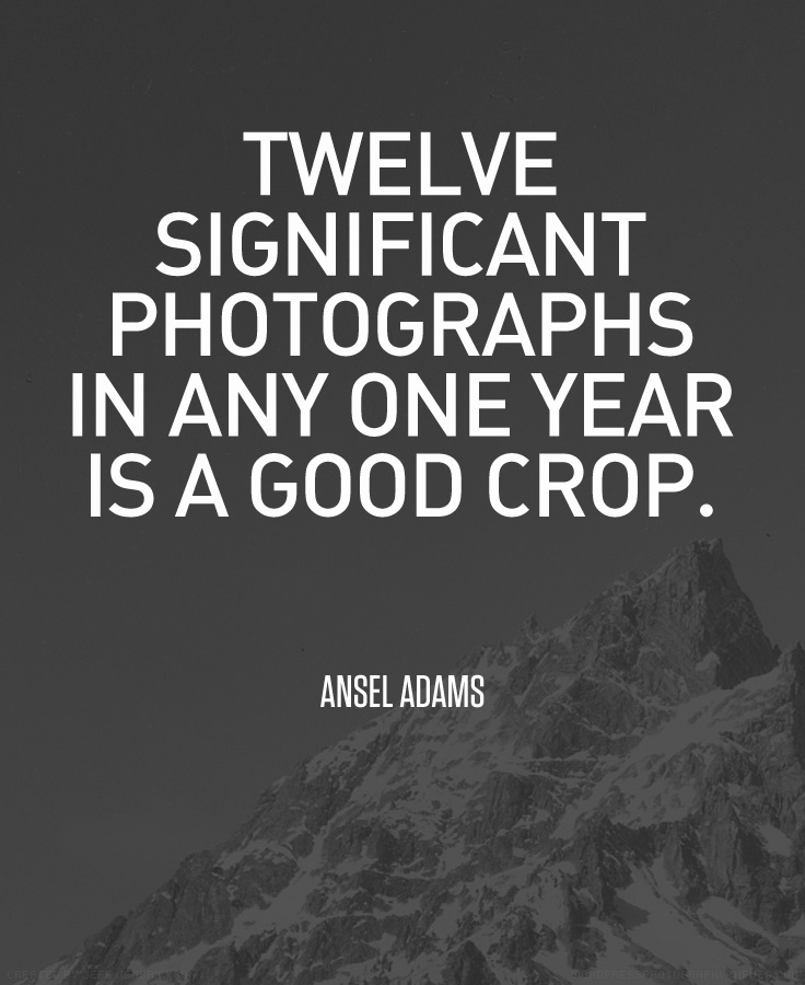 adams ansel quotes quote photographers famous awesome significant twelve any crop quotesgram photographs cool jeffhendricksondesign