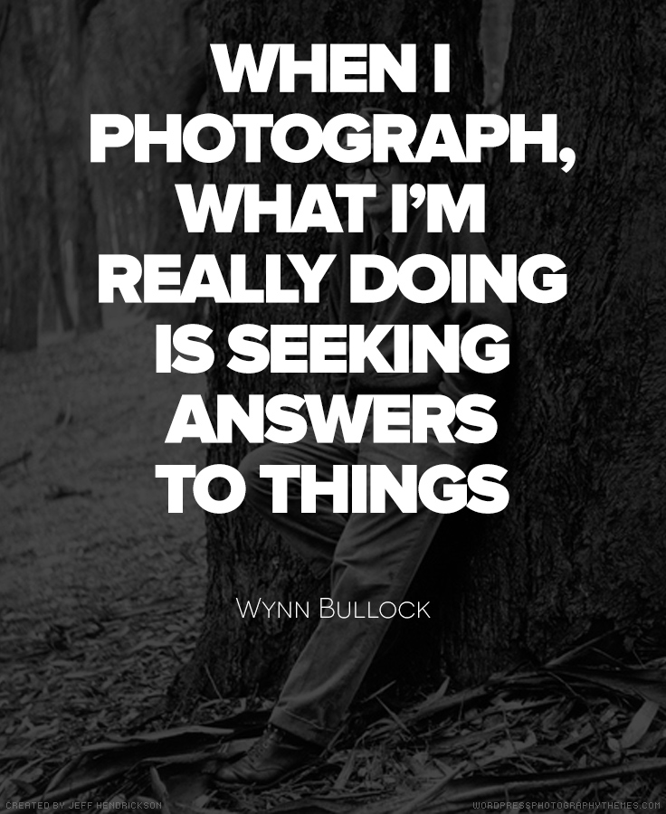 Most Famous Quotes: Most Famous Photography Quotes. QuotesGram