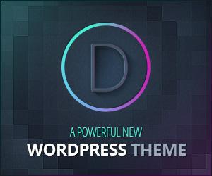 A Powerful New WordPress Theme