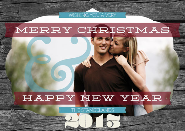 Free Christmas Card Templates for Photoshop Elements