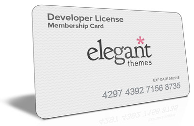 elegant-themes-developer-license-membership-card
