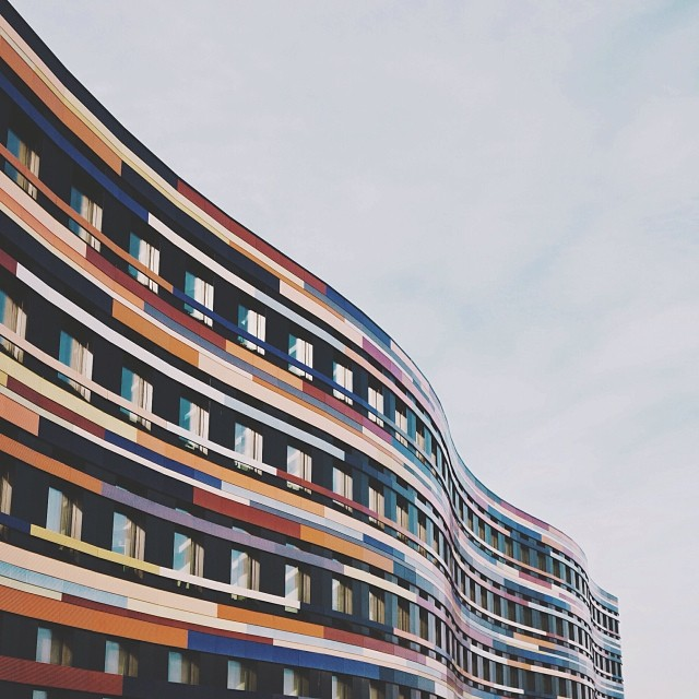 25 Awesome Architectural Photos by Matthias Heiderich on Instagram