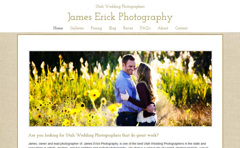 James Erick Photography