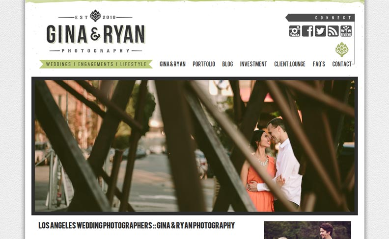 Gina & Ryan Photography