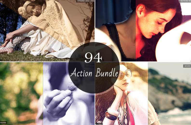 94 photoshop actions