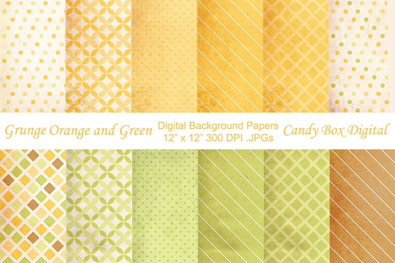 Grunge Paper Backgrounds
