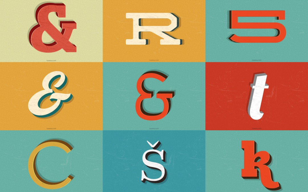 Easily Create Retro/Vintage Text Effects with Retro Text Kit – Free For A Limited Time