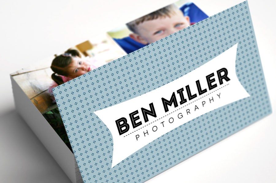 Business Card Template #13