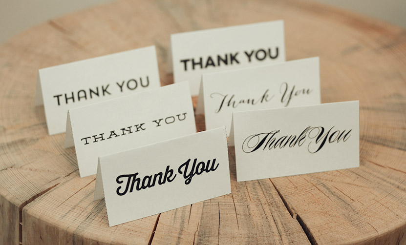 6 Free Printable Thank You Tags