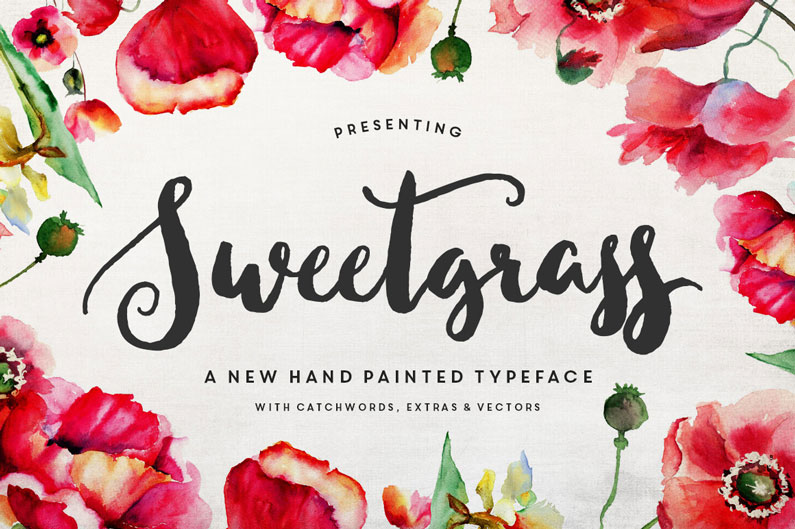 30+ Brush script fonts