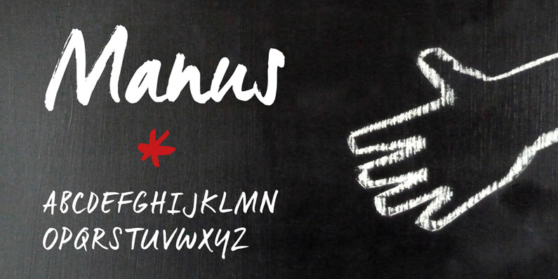 Manus Font