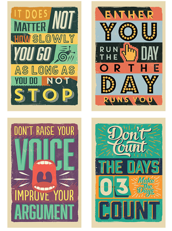 This is an image of Inventive Printable Motivational Posters