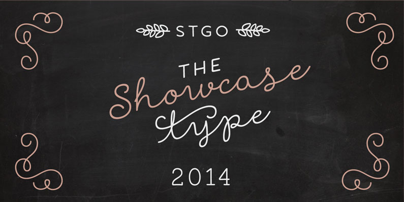 Showcase font - 14 Retro-Style, Vintage-esque and Hipster Fonts