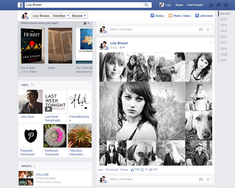 Free Facebook Templates For Photographers