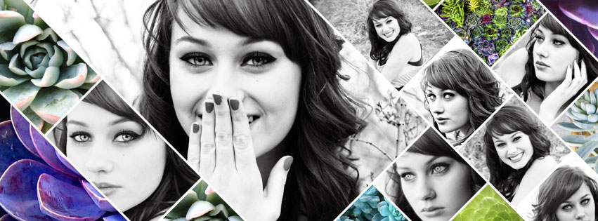 Facebook Cover Collage : Free facebook templates for photographers