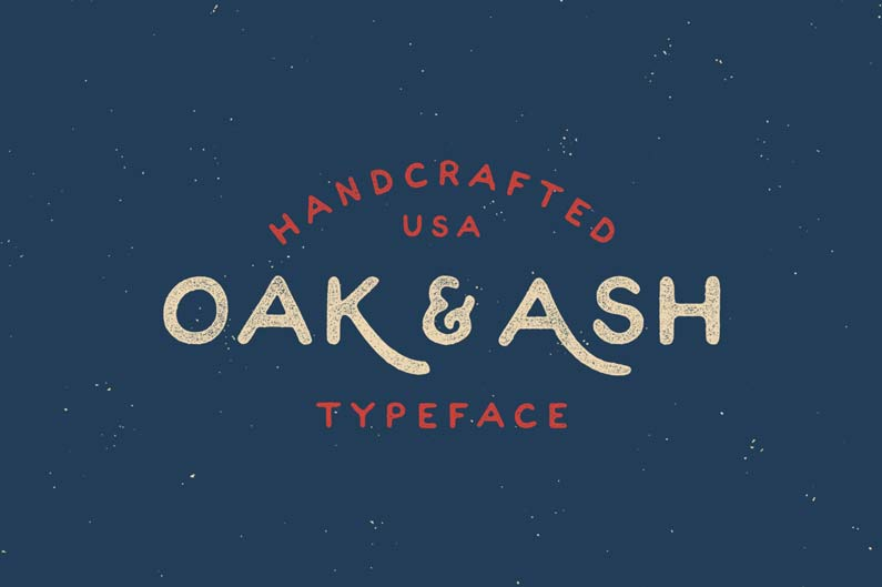 Oak and Ash