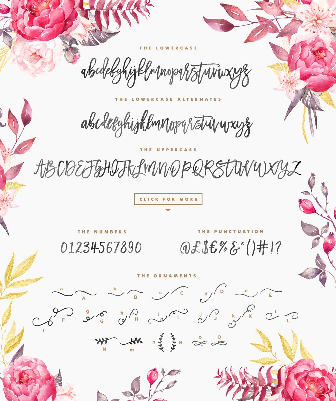 Madina Script Font