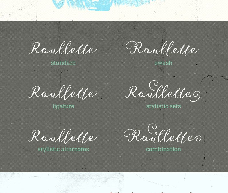 Brandall Cursive Font