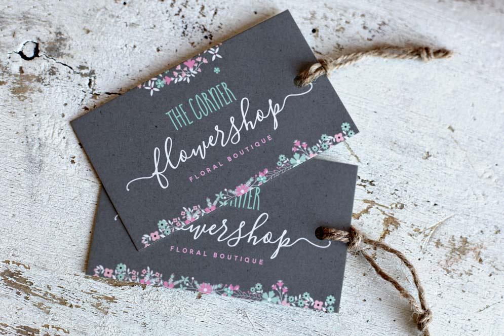 New - Blooming Elegant Font Trio