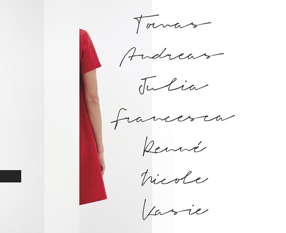 Signeton Signature Font