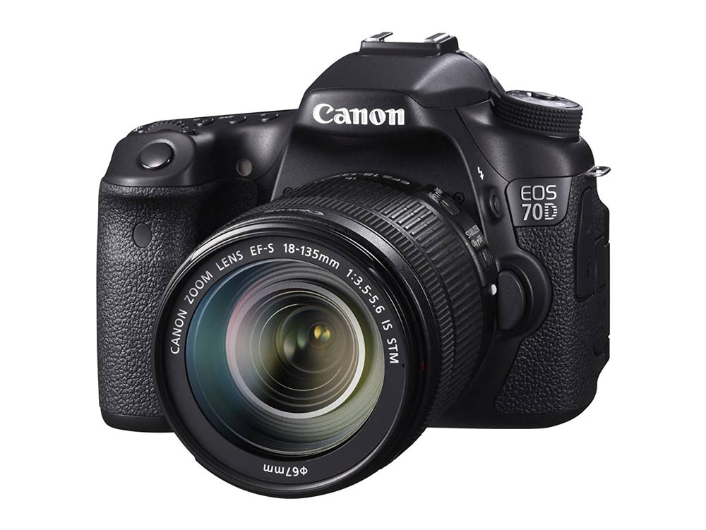 Canon 70D Giveaway
