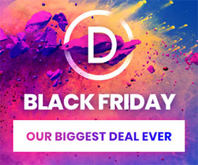 Divi Black Friday Sale 2018