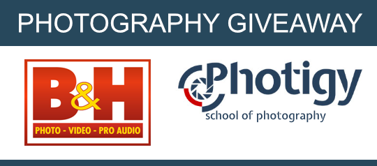 Photigy & B&H Photography Giveaway